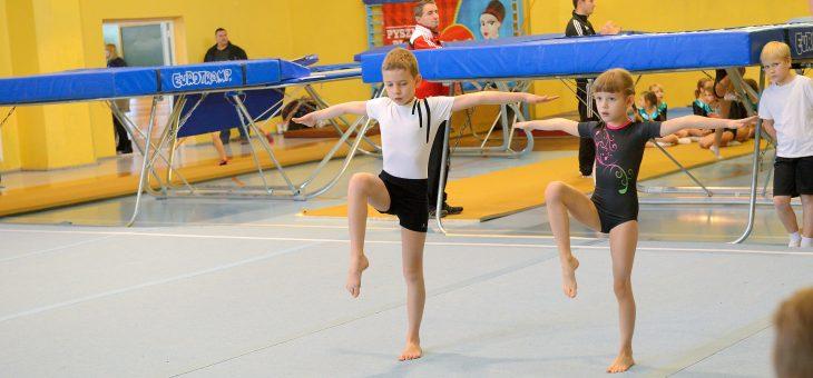 Mistrzostwa Dolnego Śląska w akrobatyce sportowej, skokach na trampolinie i ścieżce 2017