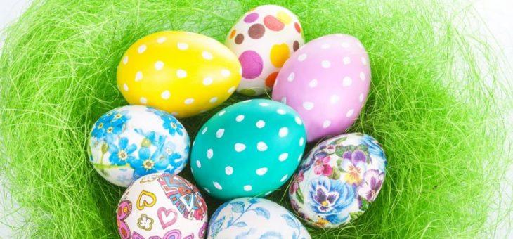 Warsztaty: Ozdoby Wielkanocne. ZAPRASZAMY