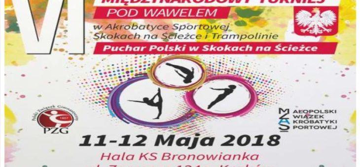 VI. Międzynarodowy Turniej pod Wawelem. Krótka acz treściwa relacja :)