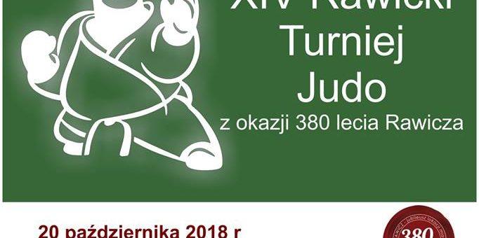 XIV Rawicki Turniej Judo – 20.10.2018 r.