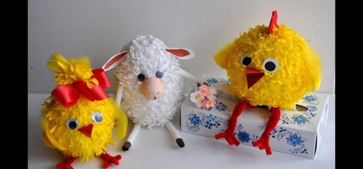 """Warsztaty pn. """"Kurczaki i kurczaczki Wielkanocne"""" już 15 kwietnia 2019 r."""