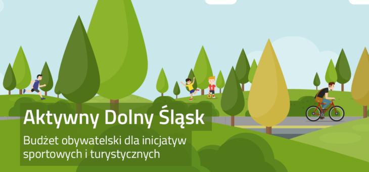 Akrobatyczny Dolny Śląsk w ramach Dolnośląskiego Budżetu Obywatelskiego 2019