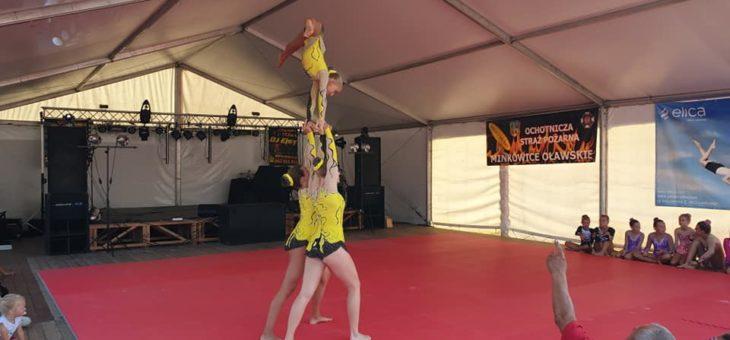 Nasz pokaz akrobatyki sportowej w Mińkowicach Oławskich [ZDJĘCIA]