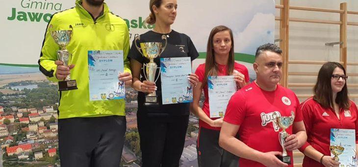 Mamy najwyższe podium na Mistrzostwach Dolnego Śląska w Akrobatyce !