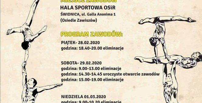 24 Międzynarodowy Turniej w Akrobatyce Sportowej im. Henryka Chmielewskiego