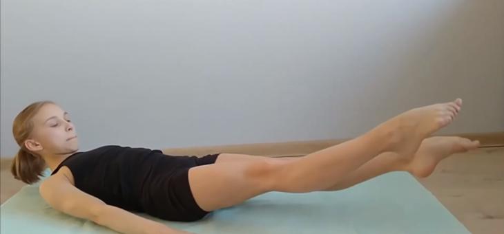 Zdalny trening naszych akrobatów! MICHALINA i RITA #zdrowie #sport #ćwiczenia