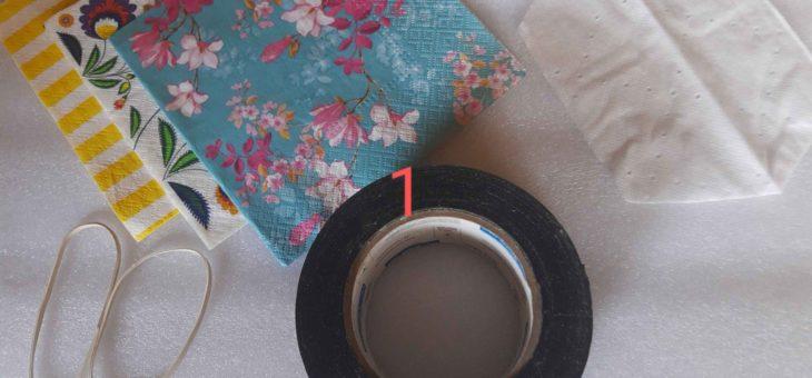 Jak w domowych warunkach wykonać maseczki ochronne? #koronawirus #warsztaty