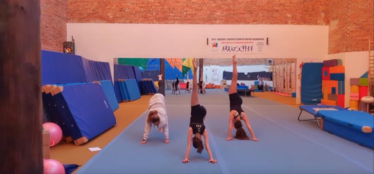 Akrobatyka i Judo – LEKCJA #2 – SZPAGATOWA ROZGRZEWKA #akrobatyka #judo