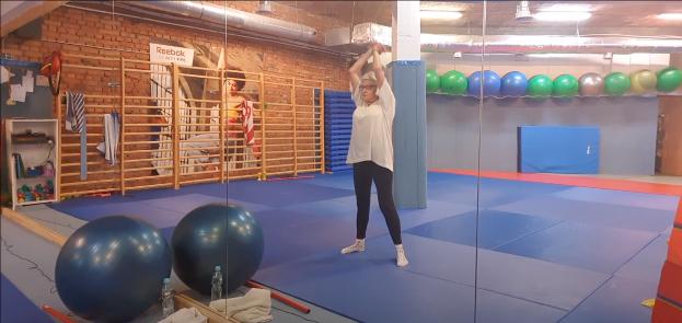 Gimnastyka dla seniorów z Panią Basią #TABATA #ZDROWIE [ZAJĘCIA ONLINE]