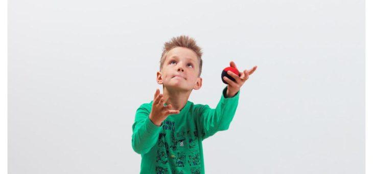 Nauka żonglowania #zajęcia