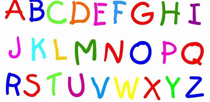 Gimnastyczny alfabet #warsztaty #przedszkolaki