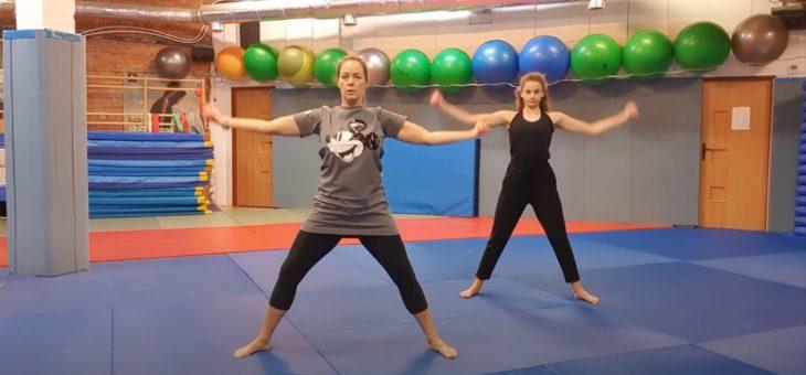 Poranna gimnastyka dla każdego #zdrowie #gimnastyka