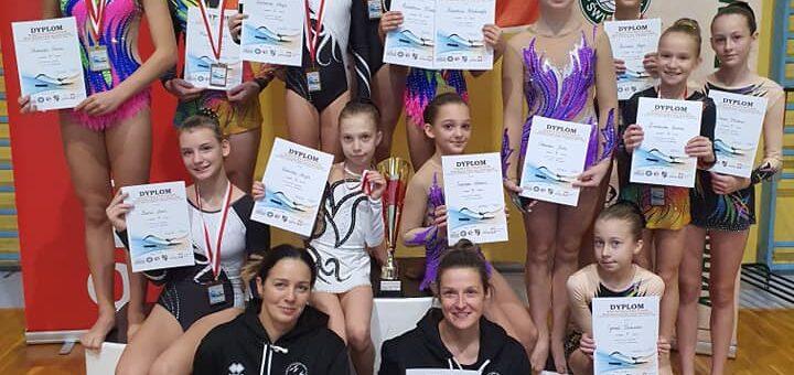III miejsce w punktacji drużynowej Międzywojewódzkich Mistrzostwach Młodzików! #zawody