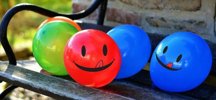 Ćwiczenia z balonami #przedszkolaki #ćwiczenia
