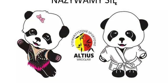 Altiuska i Altiusek naszymi nowymi maskotkami! #konkurs