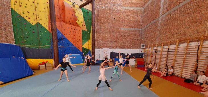 Zajęcia z choreografii i tańca